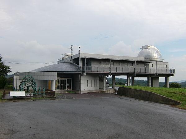 美星天文台観光名所